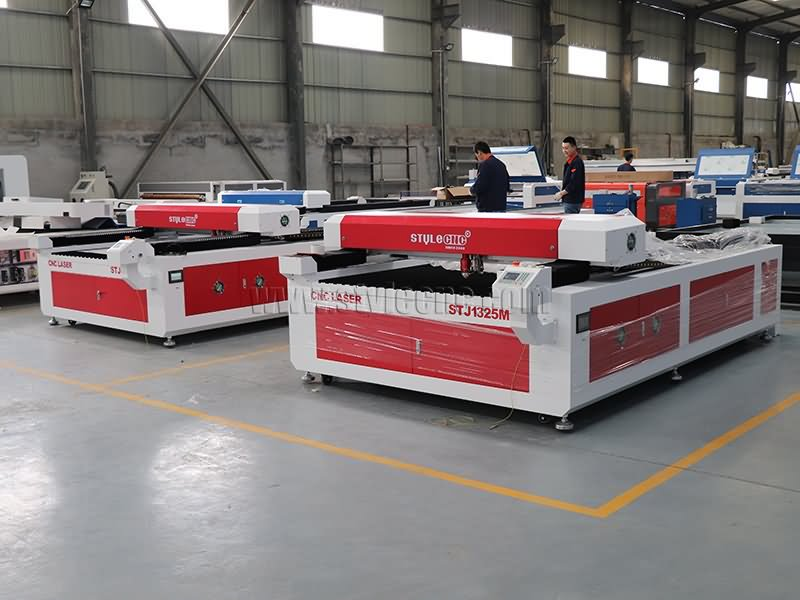 20mm wood laser cutting machine