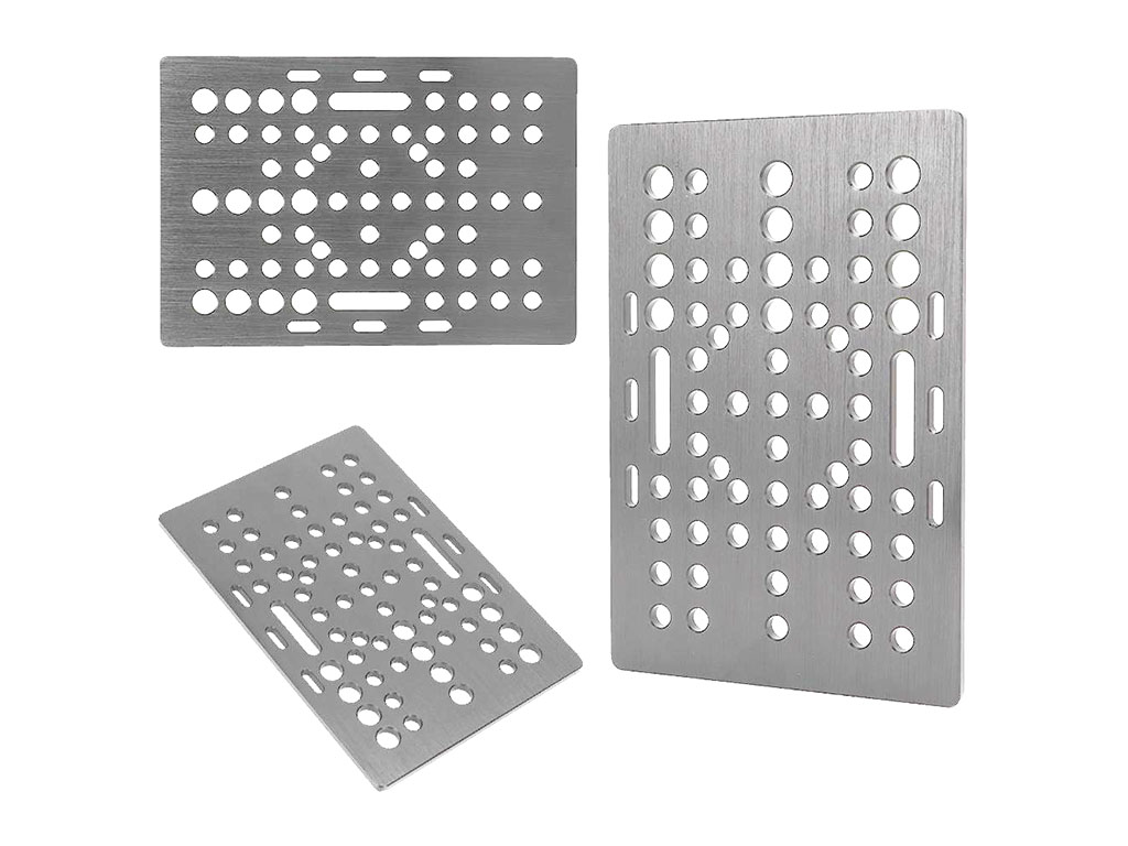 Aluminum Cutting Projects by CNC Router