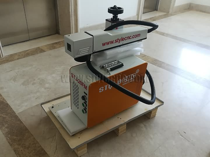 20W color laser marking machine