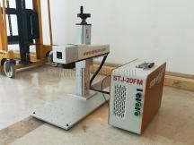 Color laser <i><i>engraving</i></i> machine shipped to The Netherlands