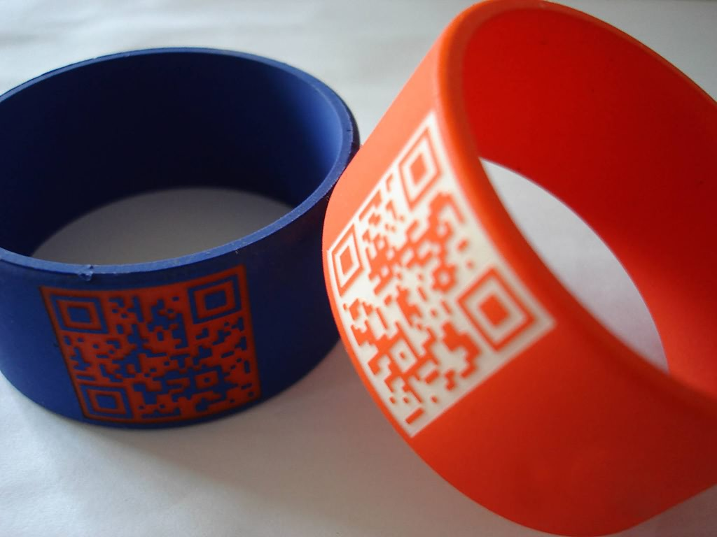 QR Code Laser Marking Projects
