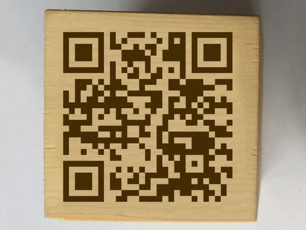 QR Code Laser Marking Machine Project