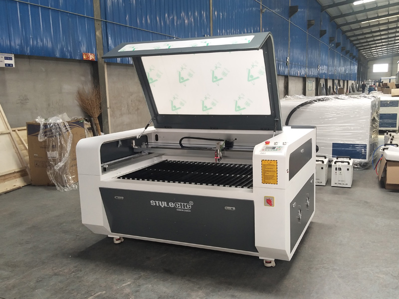 Denmark 1390 CNC laser cutter with air filter