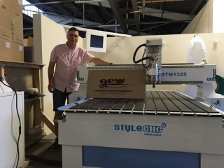 <b>STYLECNC Perfect after sale service for my CNC woodworking machine</b>