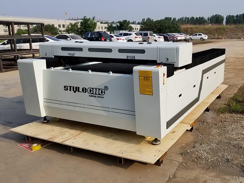 300W CO2 laser cutter