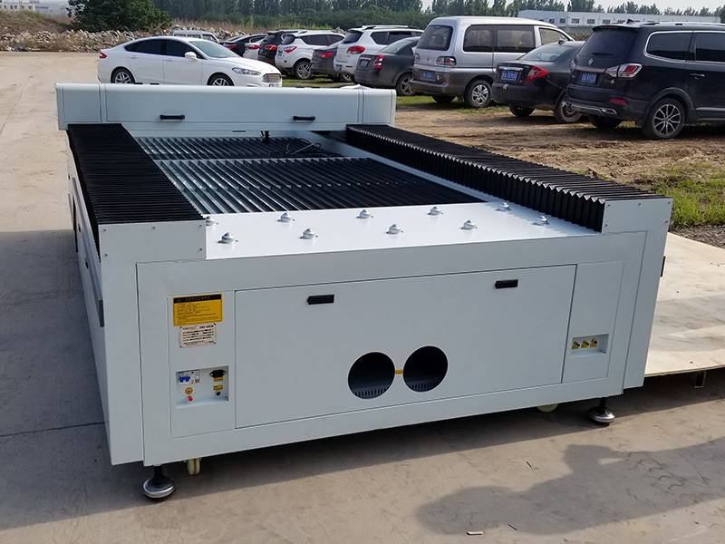The Second Picture of 300W CO2 Laser Cutting Machine for sale with affordable price