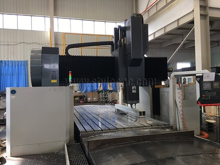 5 axis gantry milling machine