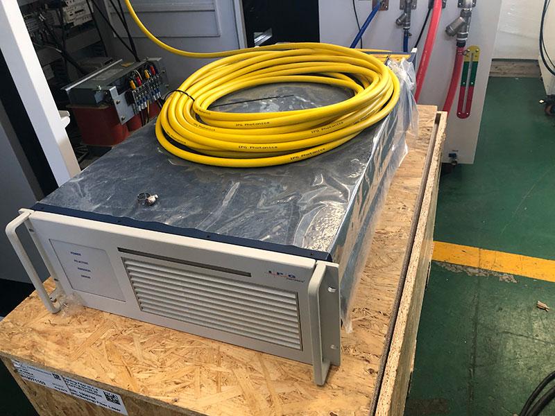 2000 watts IPG fiber laser