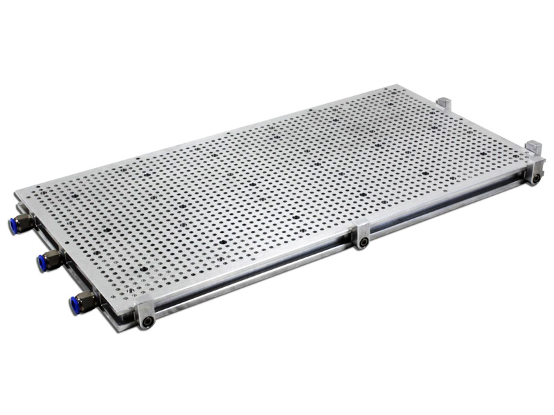 The Third Picture of CNC Gasket Cutting Machine with Pneumatic Oscillating Knife Cutter