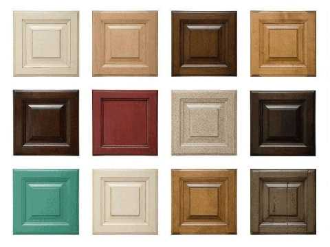 How to make cabinet doors?