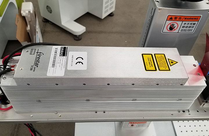 30W Synrad RF laser tube