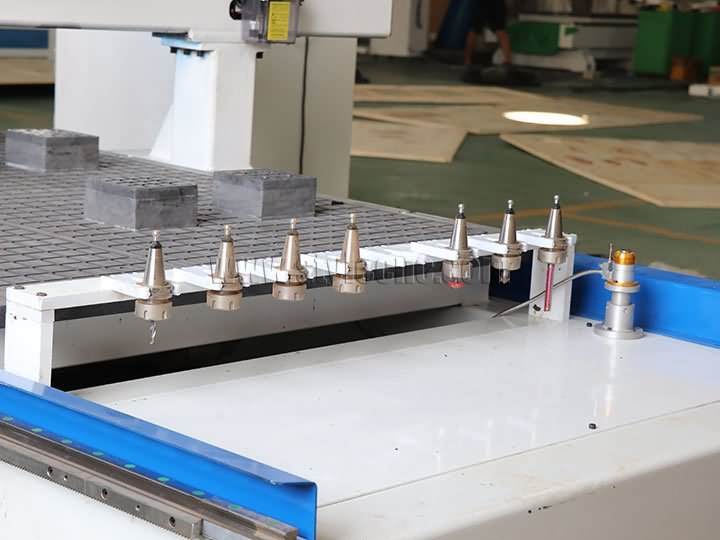 linear ATC CNC router