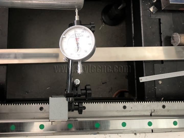 spirit level measurement