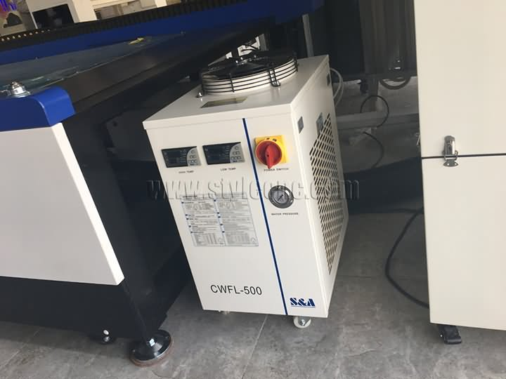S&A water chiller