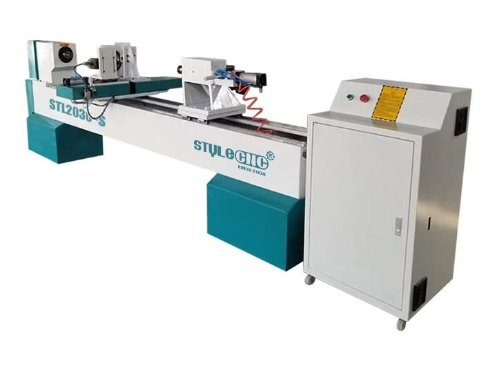 CNC Wood Lathe Machine for sale with affordable price