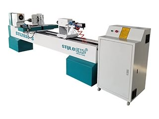 Affordable CNC Wood Lathe Machine for sale