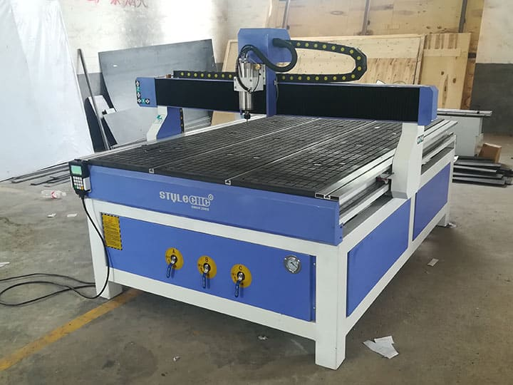 Best CNC router for sign making has been shipped to Holland