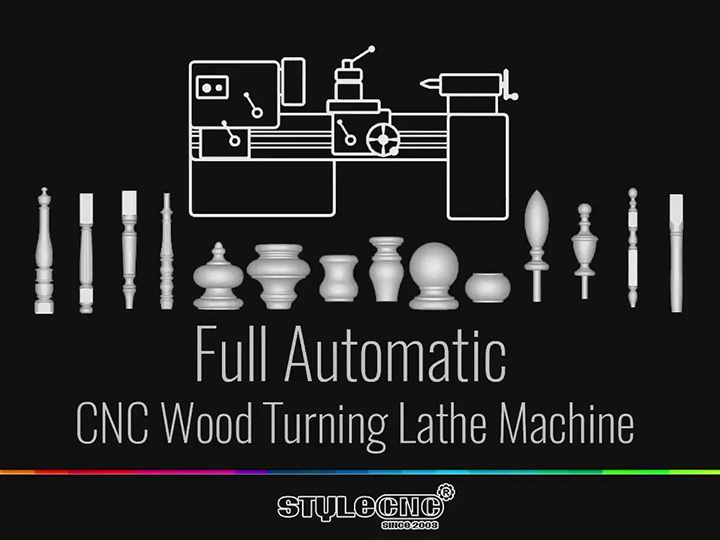 A guide to buy an affordable CNC wood turning lathe machine