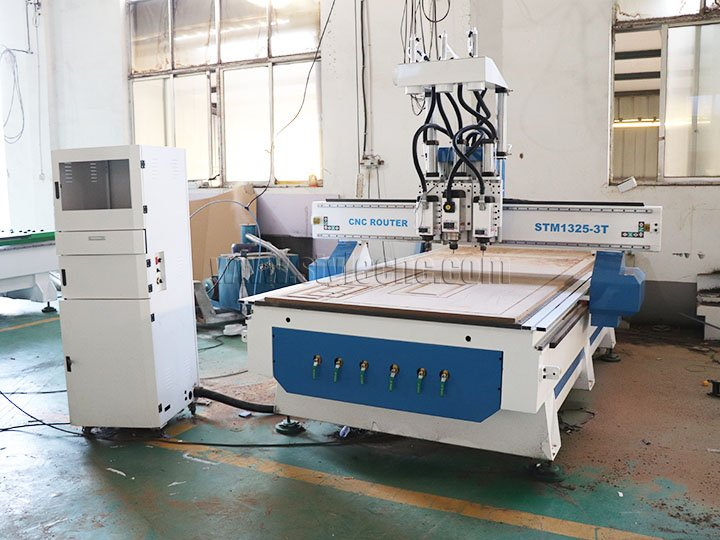 Multi-Tasking CNC router in UK
