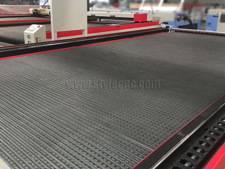 auto feeding fabric laser cutter