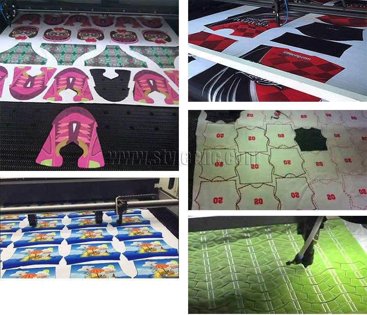 fabric contour laser cutter