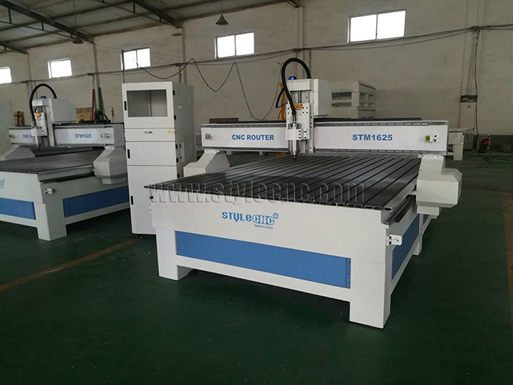 STM1625 CNC Router in Spain