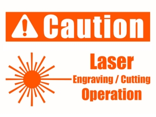 What you should know when operating a laser engraving and cutting machine?