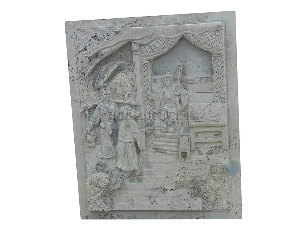 CNC Router for Stone Relief Carving Project