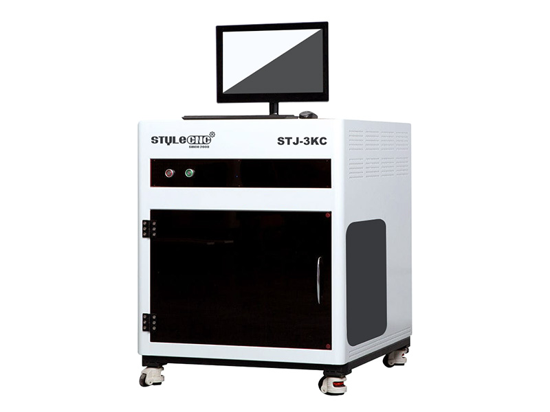 The Second Picture of High Speed 3D Crystal Laser Engraving Machine for sale