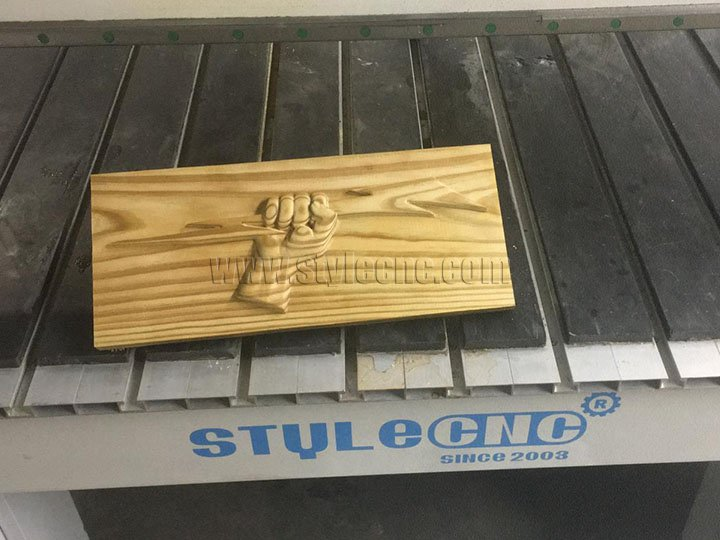 wood CNC router in the US