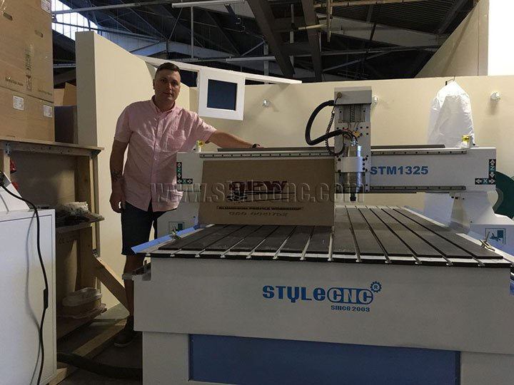 Ireland CNC woodworking machine