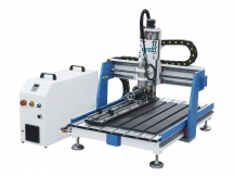 Small Desktop CNC Machine for Home Shop