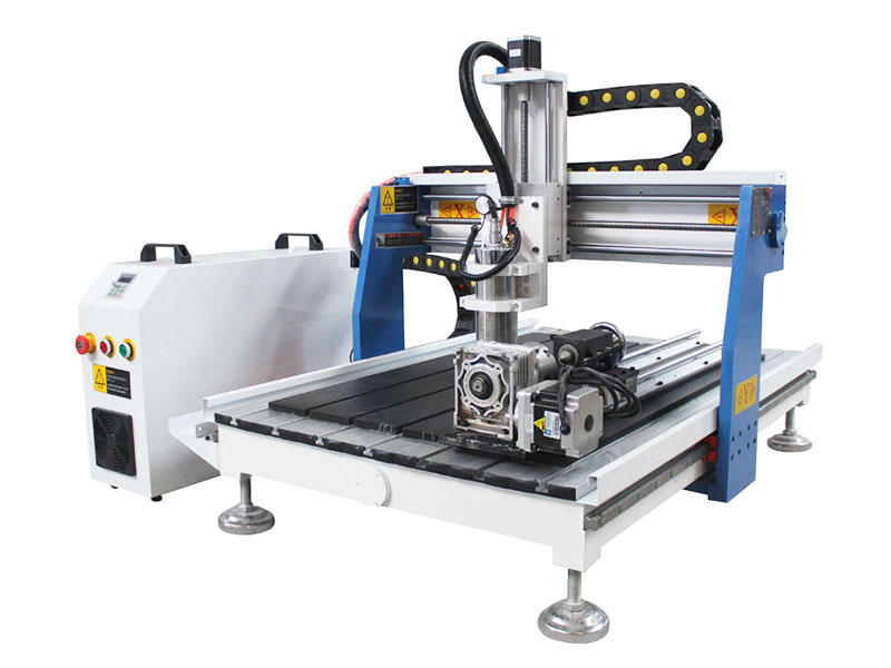 The First Picture of Small Desktop CNC Router Machine for Home Shop