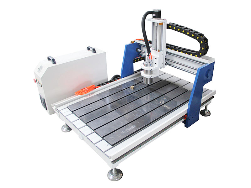The Second Picture of Small Desktop CNC Router Machine for Home Shop
