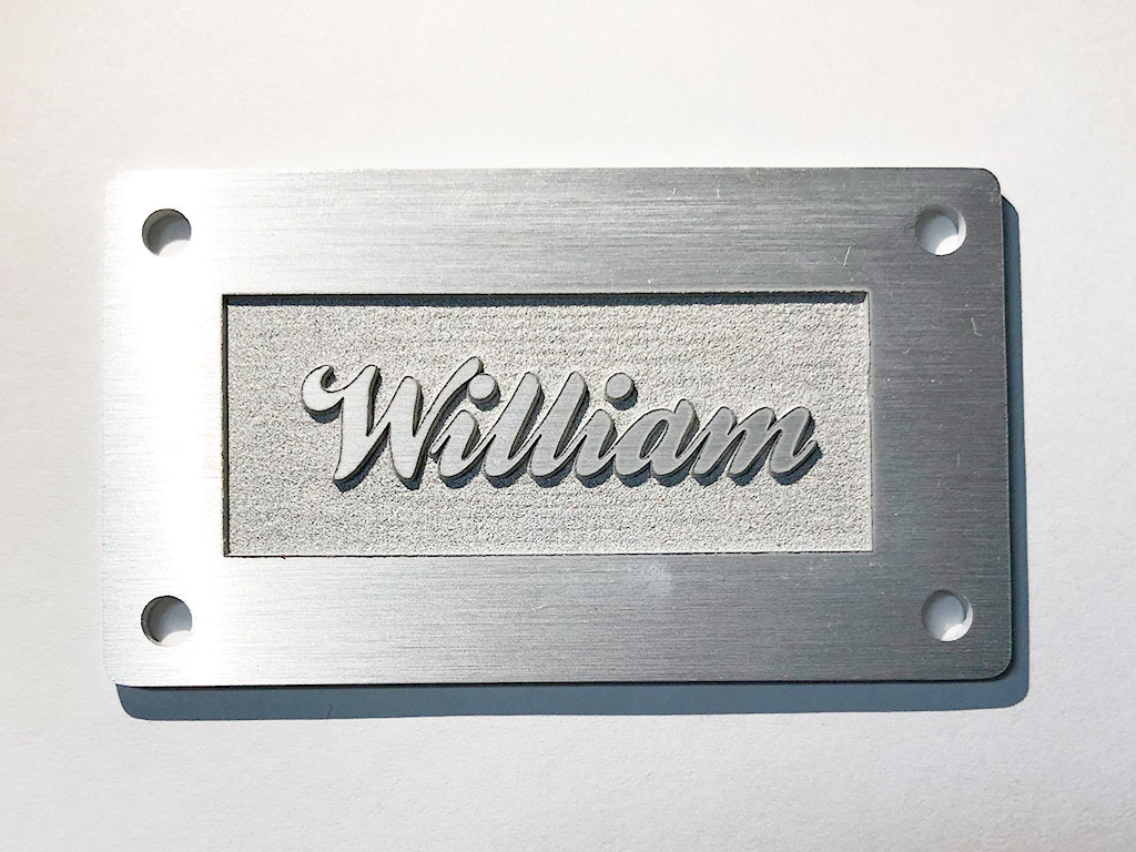 Laser Metal Engraving Machine for Aluminum Engraving Projects