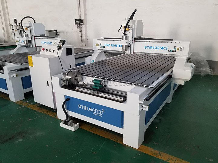 Woodworking CNC Router Table