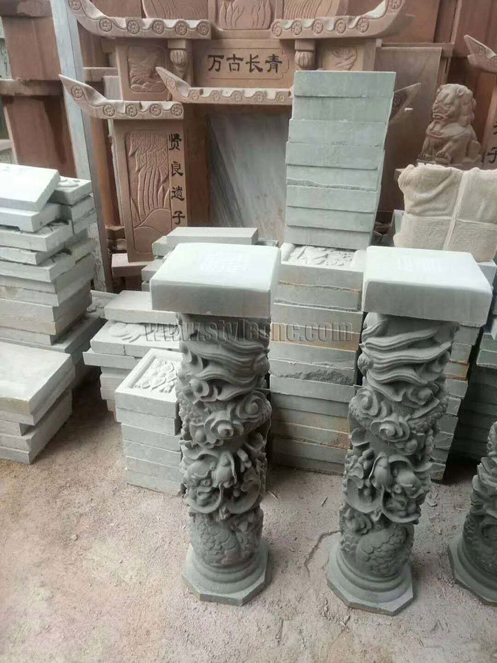 3D stone carving projects