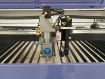 Double Heads Laser Engraving Cutting Machine for Metal and Nonmetal