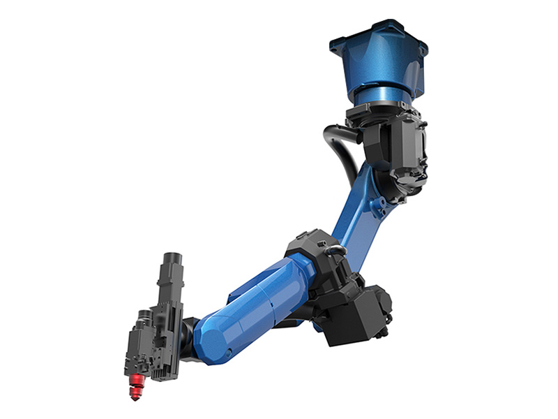 Industrial Robotic Arm for 3D Laser Cutting Machine