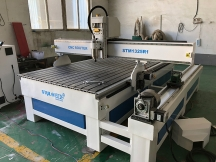 How to Use a CNC Router with Rotary 4th Axis for Beginners?