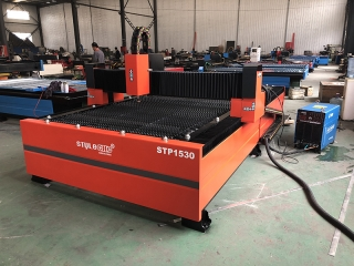 New Design CNC Plasma Table STP1530 for USA Customer
