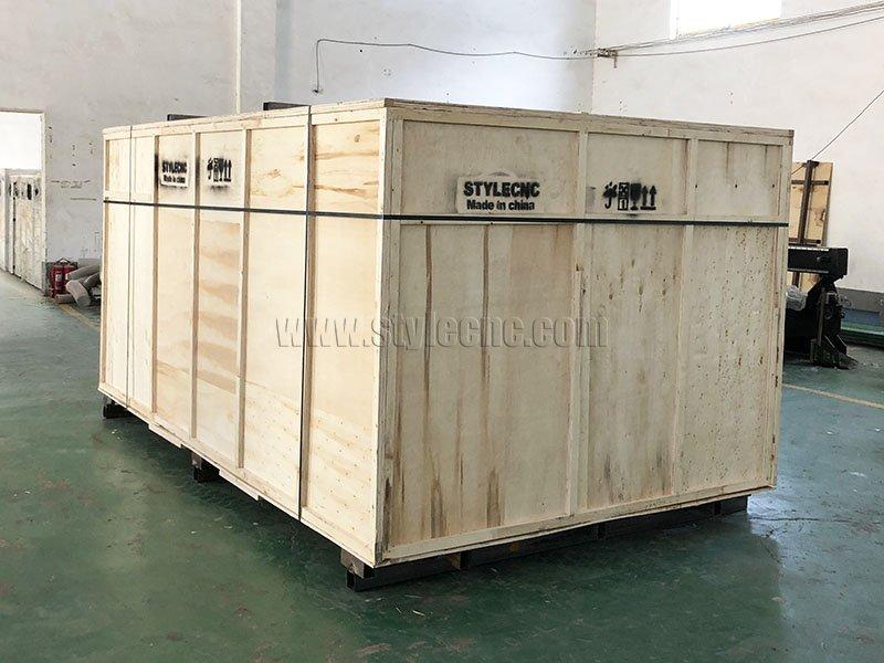 STM1530D ATC CNC Router Package