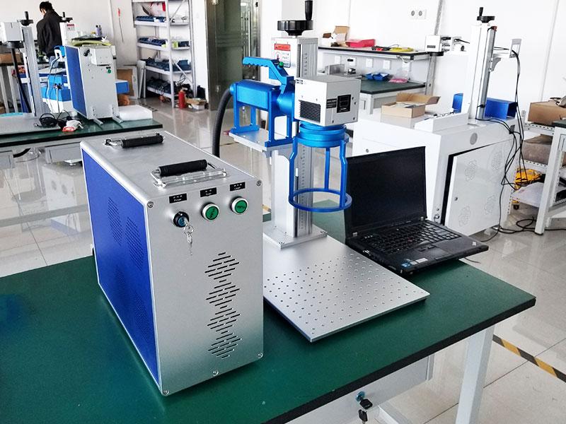 Mini Fiber Laser Engraver