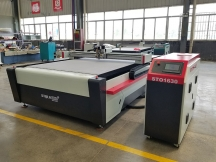 Digital Cutting Machine for PET Felt Acoustic Panels from USA