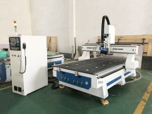 STM1325C 4x8 Linear ATC CNC Router for Woodworking in Russia