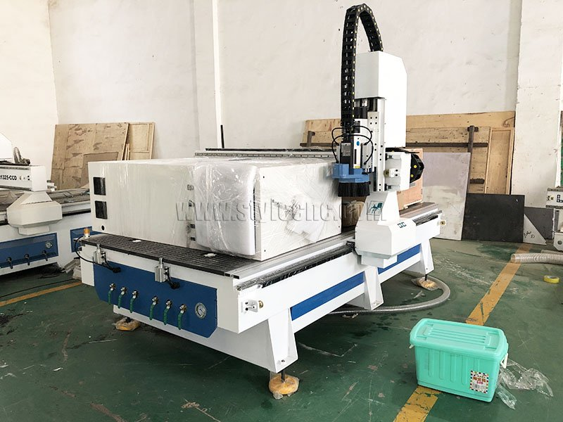 Linear ATC CNC Router Package