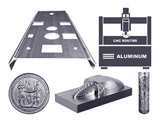 The Best CNC Routers for Aluminum of 2019