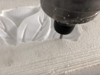 4x8 CNC Foam Router for 3D Relief Carving