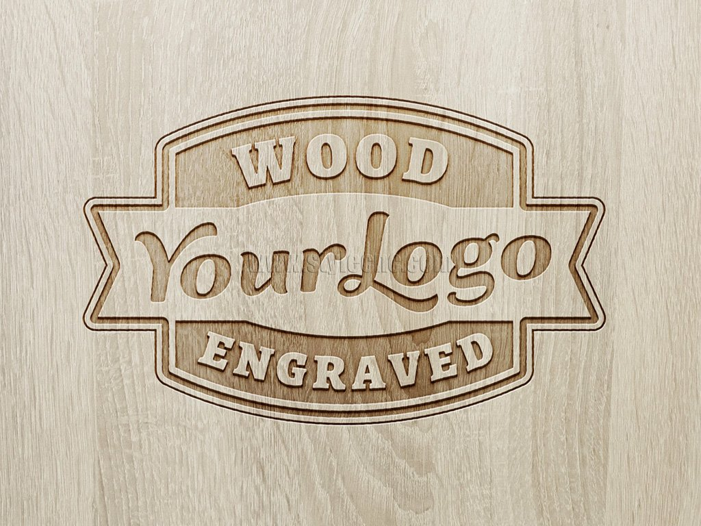 CO2 Laser Engraver for Wood Logos and Signs