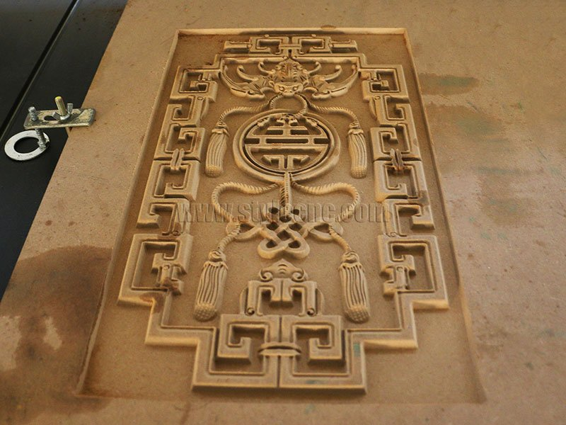 48x96 CNC Router Table for 3D Relief Carving Project